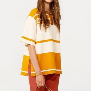 TORY BURCH Krista Tunic  XL
